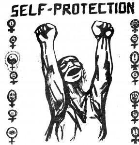 Woman self-protection