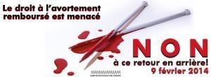Avortement Menacé - Non à ce retour en arrière