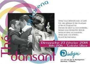 Thé Dansant - Dj Lorena