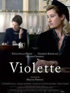 Violette - Affiche du film