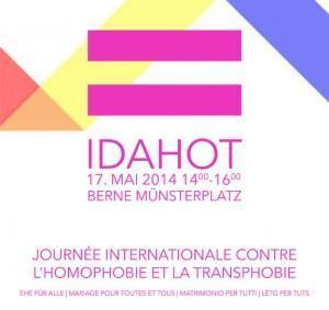 IDAHOT - Mariage pour toutes et tous