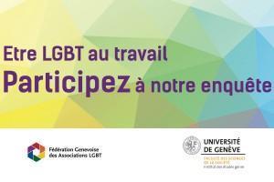 Etre LGBT au travail : Participez à notre enquête!