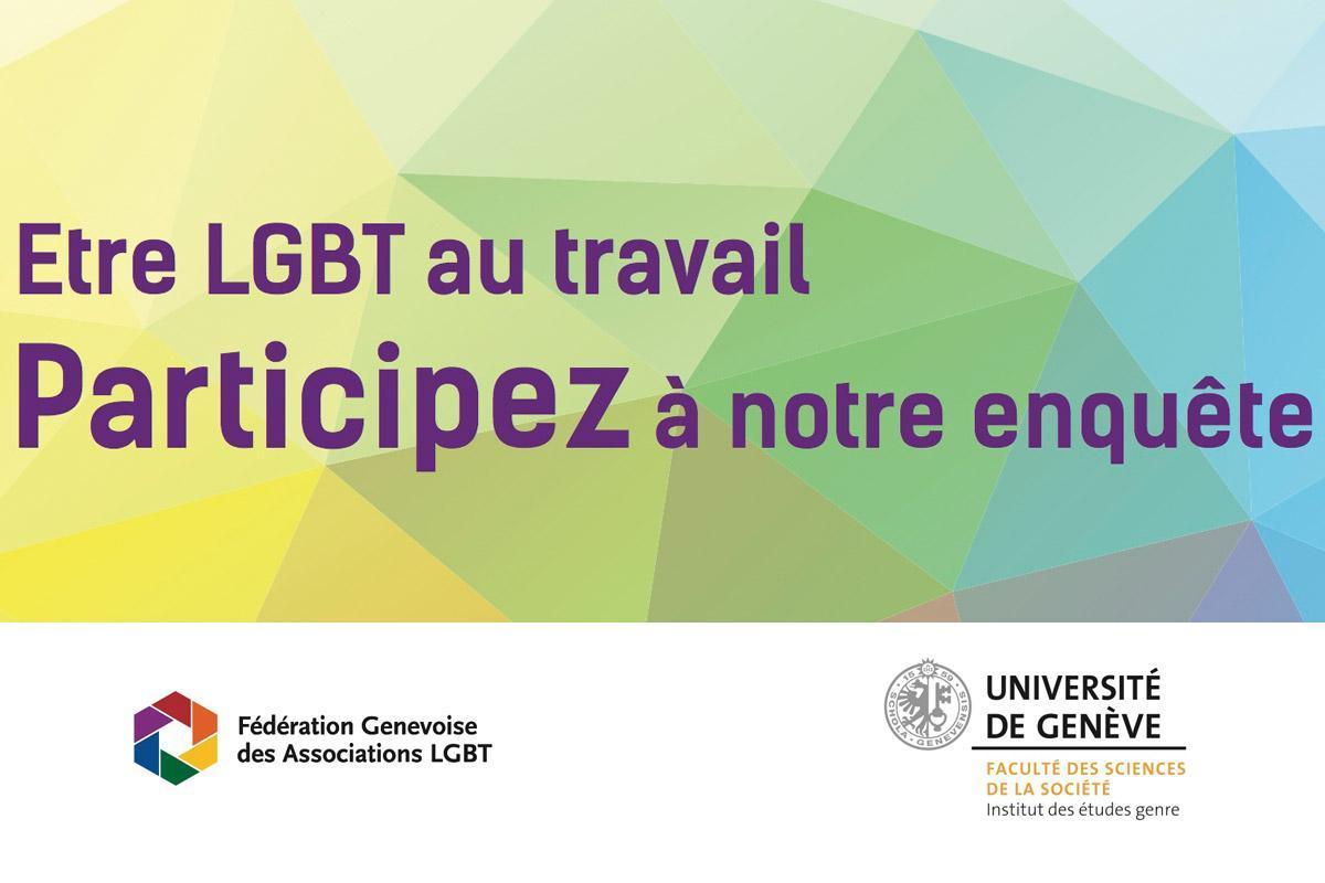 Etre LGBT au travail - Enquête