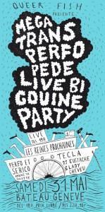 Mega Trans Perfo Pédé Live Bi Gouine Party