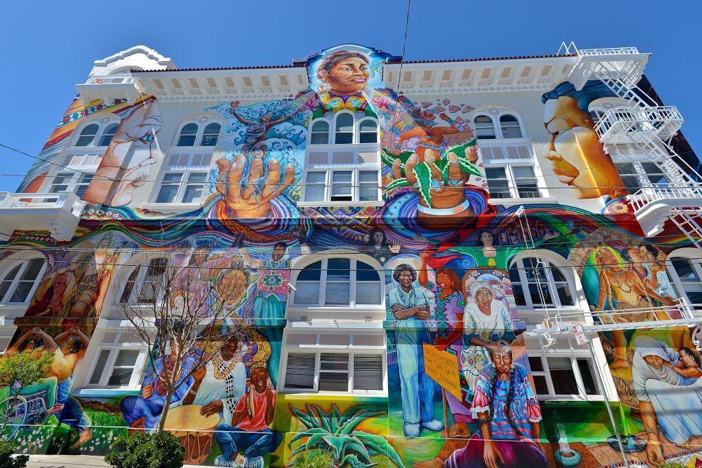 Fresques - Women's Building