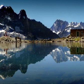 Randonnée sur les balcons du Mont-Blanc avec deux nuits en refuge