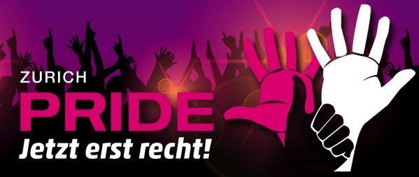 Pride 2014 - Zurich