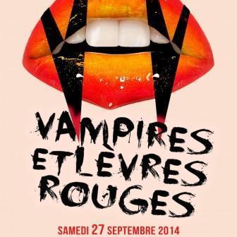 Vampire et Lèvres Rouges