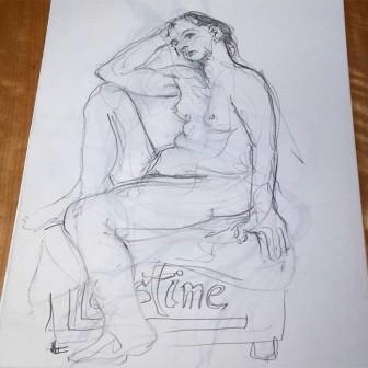 Atelier Dessin Lestime - Arabel Maier
