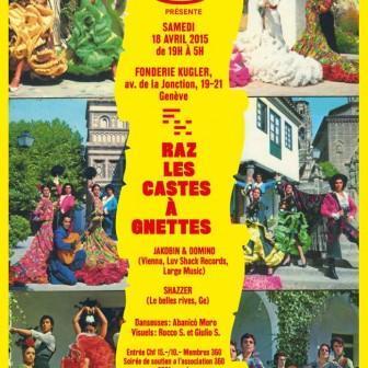 Ras les Caste-à-Gnettes - 360° Fever