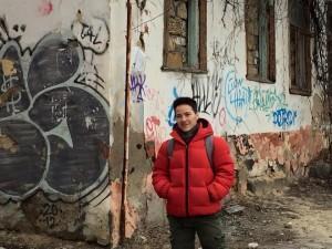 Rencontre avec l'activiste Olena Shevchenko, militante LGBTIQ et féministe en Ukraine