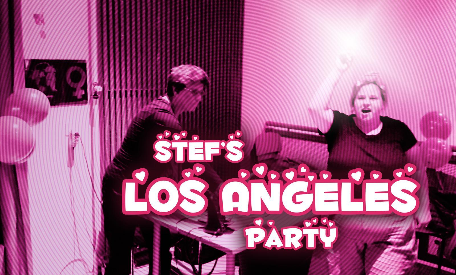 Stef's Los Angeles Party