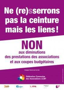 Référendums contre les coupes budgétaires en Ville de Genève : appel aux dons