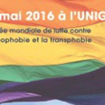 Journée mondiale contre l'homophobie et la transphobie à l'UNIGE