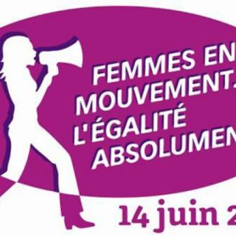 14 juin 2016 : Femmes en mouvement !