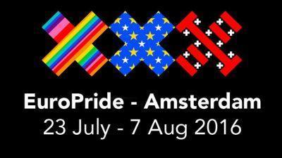 Euro Pride 2016 à Amsterdam et Sixième séminaire international LGBTIQ