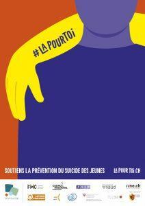 """""""LAPOURTOI 2016 » avec la présence de Stop Suicide"""