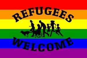 Devenez parrain/marraine d'une personne réfugiée LGBTI
