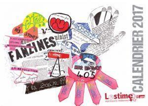 8 mars : lancement du Calendrier féministe de Lestime