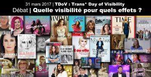 Visibilité Trans* | Quelle visibilité pour quels effets ?