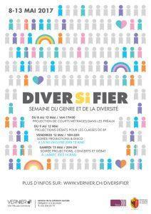 Semaine du Genre et de la Diversité de Vernier