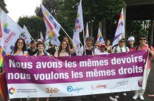 Pride Ouest Bern – Venez défiler avec Lestime !