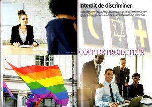 Entreprise Romande : les discriminations dans le monde du travail
