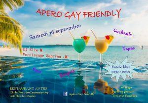 Anne Gil…  avec Lestime pour un Apéro Gay Friendly