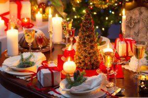 Repas festif de fin d'année