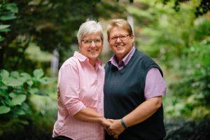 Réunion groupe Femmes lesbiennes séniors