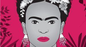 """""""Frida Kahlo Autoportrait d'une femme"""" et Tables rondes """"Arts et féminismes"""""""