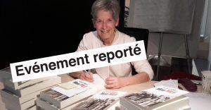 Rencontre – Débat avec Marie-Jo Bonnet. Evénement reporté