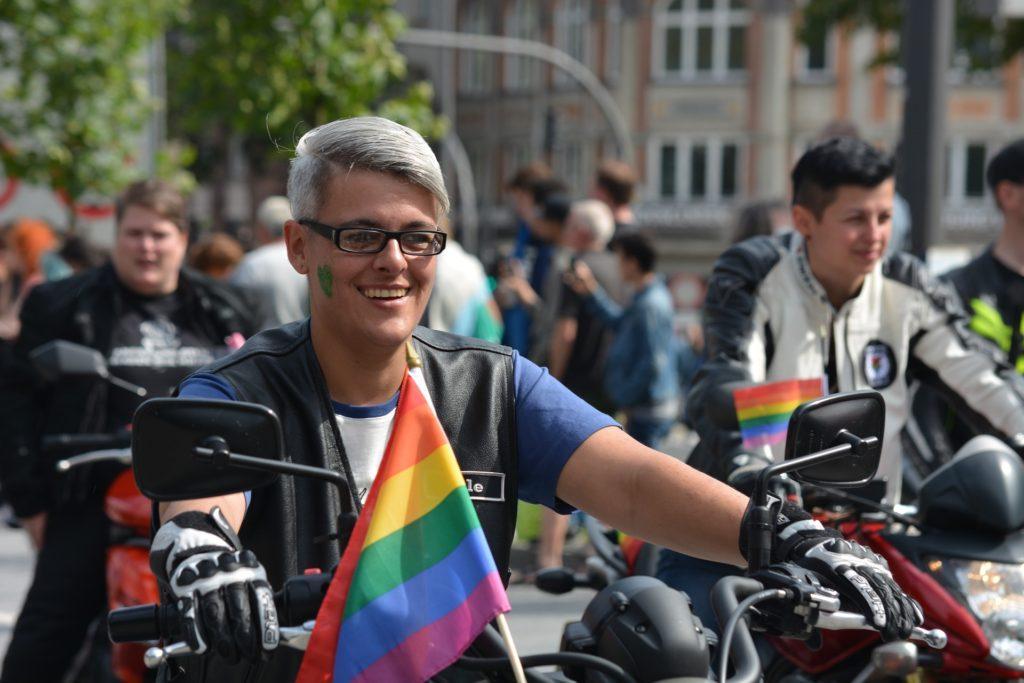 Journée de la visibilité lesbienne à Berne.