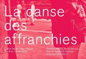 danseaffranchiesUNE