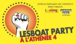 Lesboat Party à l'Athénée 4