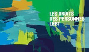 """Law Clinic : brochure """"Les droits des personnes LGBT"""""""