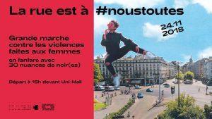Grande Marche contre les violences de Genre