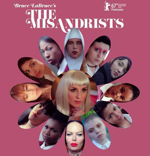 The Misandrists  + Buffet canadien