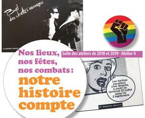 « Notre histoire compte » Soirée et atelier – Atelier reporté