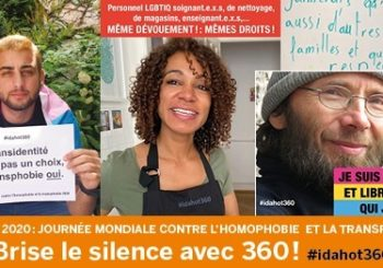 IDAHOT – Brise le silence avec 360