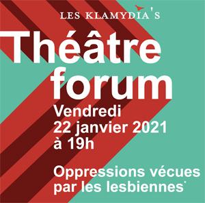 Parler des différentes formes d'oppressions que vivent les lesbiennes* - REPORTE à une date ultérieure