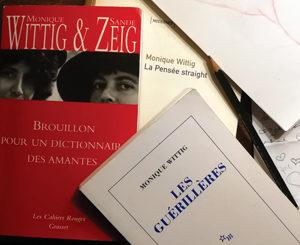 Atelier – Sortes wittigiens: bibliomancie et stoichiomancie des Guérillères et du Brouillon
