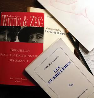 Atelier - Sortes wittigiens: bibliomancie et stoichiomancie des Guérillères et du Brouillon