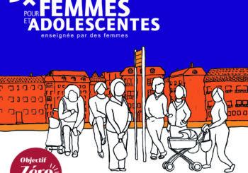 Plan d'action Objectif zéro sexisme dans ma ville: Autodéfense Fem Do Chi